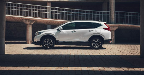 Honda tự tin CR-V Hybrid sẽ làm mưa làm gió vì lý do này