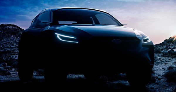 Subaru Viziv Adrenaline – SUV Nhật hoàn toàn mới cho dân chơi