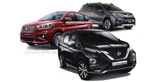 """So kè bộ 3 MPV """"giá mềm"""" sắp ra mắt tại Việt Nam: Cạnh tranh gay gắt Mitsubishi Xpander, đe doạ vị thế Toyota Innova"""
