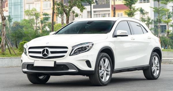 Sau 23.000 km, chiếc SUV này của Mercedes-Benz hạ giá rẻ ngang Mazda CX-5