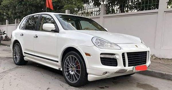 Có gần 900 triệu nhưng muốn mua xe Porsche, đây là chiếc SUV bạn nên cân nhắc