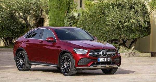 Ra mắt Mercedes-Benz GLC Coupe 2020 – Đối trọng của BMW X4 sắp bán tại Việt Nam