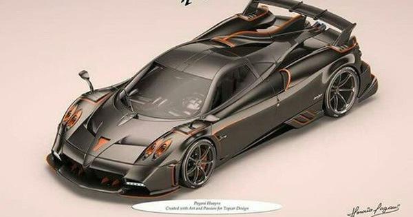Được khách VIP đặt hàng 1 xe, Pagani tiện tay sản xuất luôn 4 chiếc Huayra siêu hiếm chào hàng đại gia