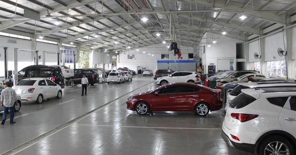 Hyundai Kinh Dương Vương tiếp tục là đại lí uy tín để khách hàng trao trọn niềm tin