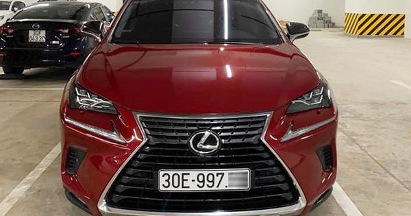 """Lexus NX300 2017 """"đập tan"""" quan niệm giữ giá với mức khấu hao hơn 360 triệu đồng sau 1,5 năm sử dụng"""