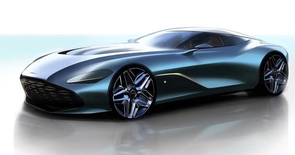 """Aston Martin trình làng siêu xe DBS GT Zagato """"mua 1 tặng 1"""""""