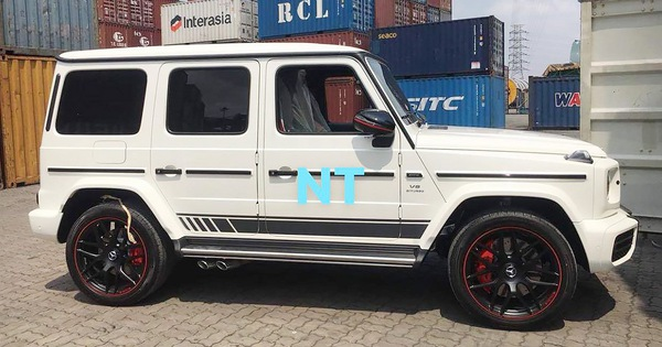 """Khui công Mercedes-AMG G63 Edition 1 hàng độc tại Việt Nam – Siêu phẩm tiếp theo của Minh """"nhựa""""?"""
