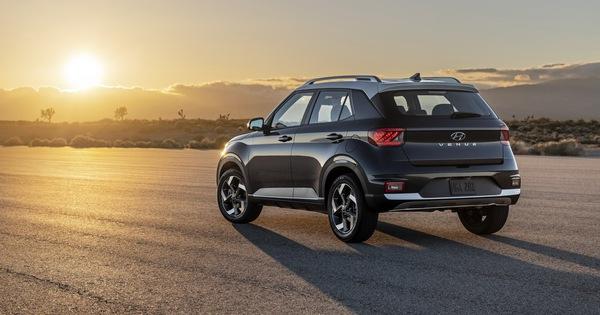 7 điểm cần biết về Hyundai Venue – Đàn em Kona nhìn như Audi nhưng lại lấy cảm hứng Range Rover