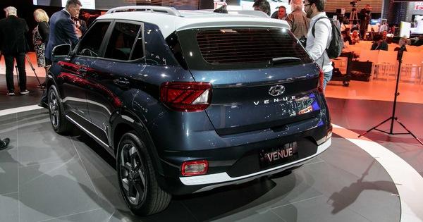 Hyundai sẵn sàng ra mắt cấu hình thể thao cho Venue, cân nhắc bản hiệu suất cao