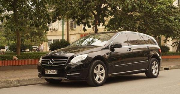 Xe gia đình Mercedes-Benz bán lại ngang giá Mitsubishi Xpander, riêng tiền độ ngốn 150 triệu đồng