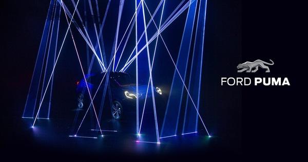 Ford nhá hàng Puma trước ngày ra mắt 26/6 – Thêm lựa chọn mới dưới EcoSport