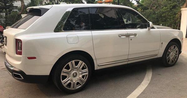 Vừa khui công, Rolls-Royce Cullinan đầu tiên Việt Nam đã về Hà Nội