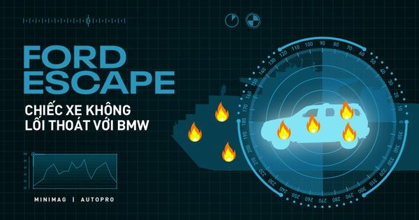 Chỉ một chiếc xe đã khơi mào cuộc chiến dai dẳng giữa Ford và BMW như thế nào?