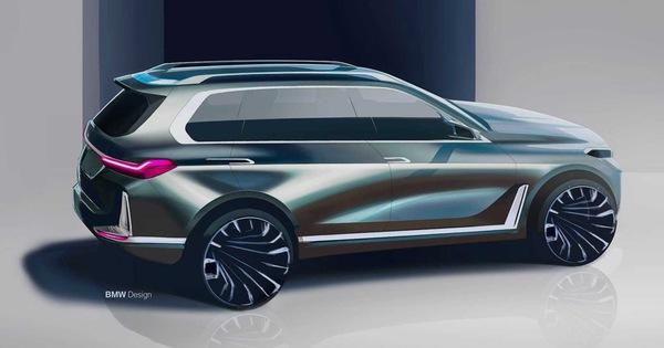 BMW X8 – SUV chủ lực, sang trọng nhất của BMW đang hoàn thiện để đấu Maybach GLS