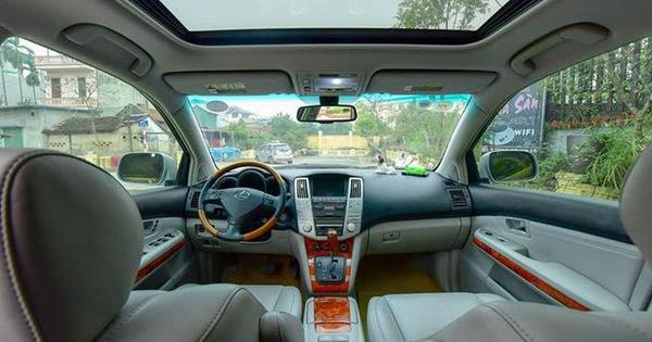 Mê Lexus RX350 nhưng chỉ có hơn 700 triệu, đây có thể là lựa chọn của bạn