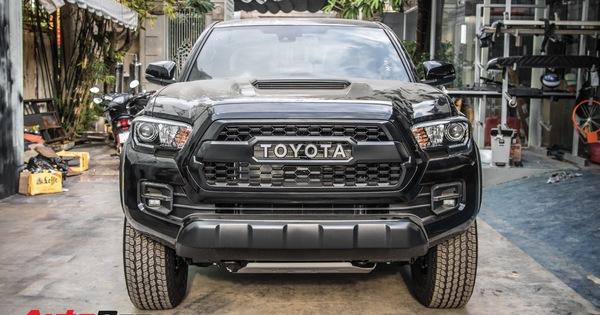 Rao bán sau 1.705 km, hàng hiếm Toyota Tacoma TRD Pro vẫn đắt gấp đôi Ford Ranger Raptor