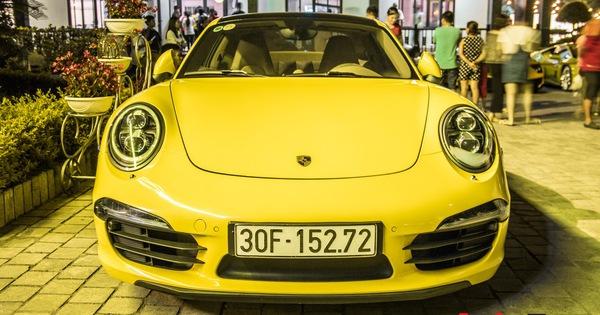 """Hai lần đổi xe, """"đại gia đồng hồ"""" mang Porsche 911 Carrera tham gia hành trình siêu xe Car Passion 2019"""