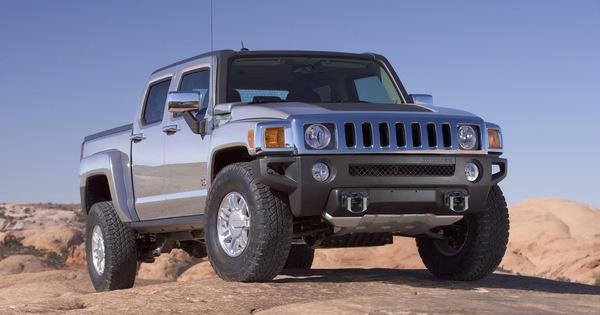 """SUV """"uống xăng như nước lã"""" Hummer sắp được hồi sinh theo cách không ai ngờ tới"""