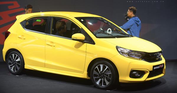 Chi tiết Honda Brio RS rẻ hơn VinFast Fadil: Cuộc chiến thương hiệu và lòng tin