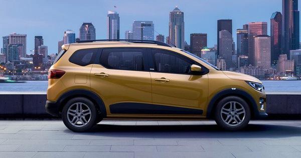 Renault Triber – SUV 7 chỗ ngắn hơn 4 mét, tuỳ biến ghế ngồi theo 100 cách khác nhau