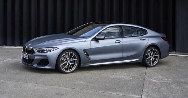 Ra mắt BMW 8-Series Gran Coupe 2020 – Xe 4 cửa sang nhất, đắt đỏ nhất của BMW