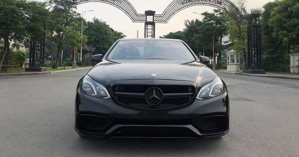 Tốn 250 triệu độ E63, Mercedes-Benz E-Class vẫn rẻ như Toyota Camry