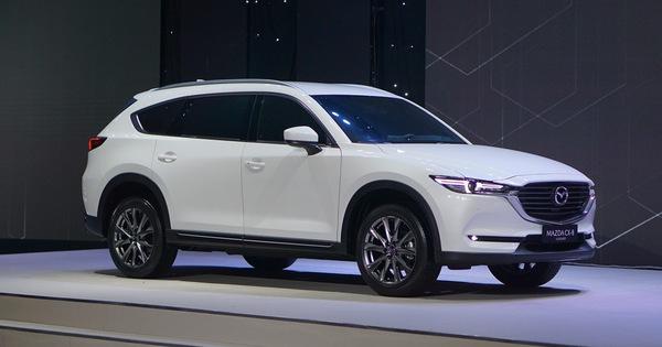Khám phá chi tiết Mazda CX-8 Premium – Vua công nghệ trong tầm tiền 1,4 tỷ đồng