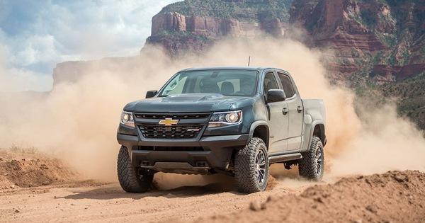 Rộ tin đồn về Chevrolet Colorado mới – Chờ VinFast mang về Việt Nam