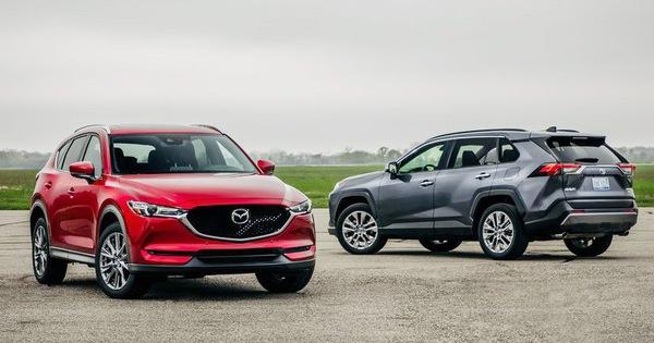 SUV mới của Toyota và Mazda dùng chung linh kiện
