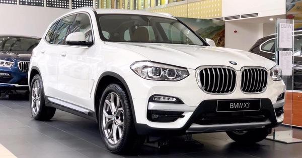 BMW X3 2019 về đại lý, giá dự kiến cao nhất gần 2,9 tỷ đồng