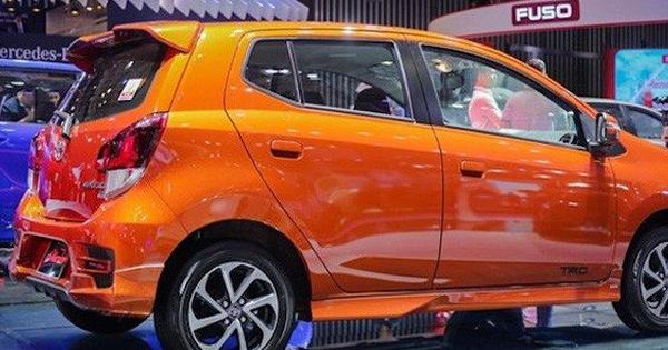 Ô tô nhập khẩu từ Indonesia chỉ 329 triệu, Thái Lan 484 triệu đồng