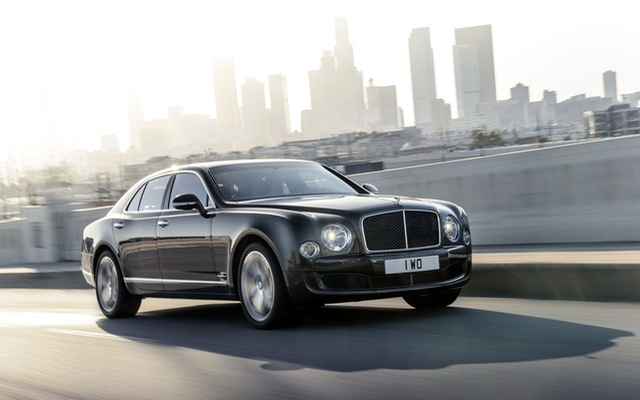 Kết quả hình ảnh cho Bentley Mulsanne speed