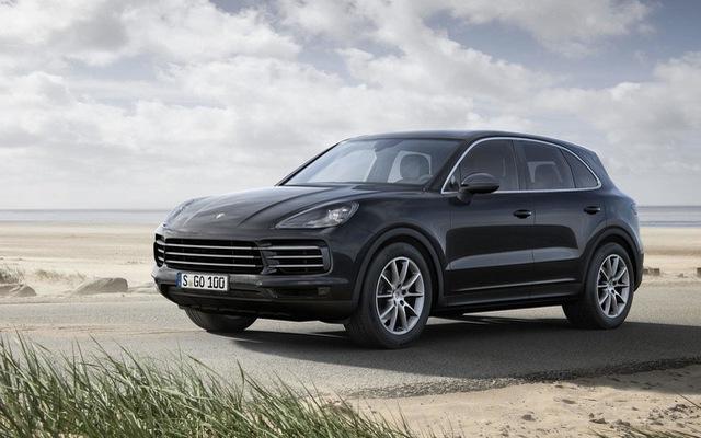 SUV sang Porsche Cayenne 2018 sắp về Việt Nam với giá gần 9 tỷ Đồng