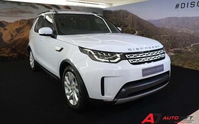 SUV hạng sang Land Rover Discovery 2018 cập bến Đông Nam Á, giá từ 4,4 tỷ Đồng
