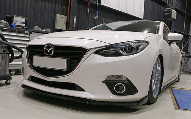 Trải nghiệm Mazda3 dùng hệ thống treo như trên siêu xe Ferrari 458 Liberty Walk độc nhất Việt Nam