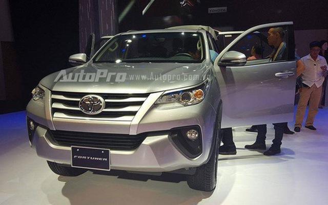 Toyota: tẩm ngẩm tầm ngẩm, vẫn là Best Seller trong tháng 9