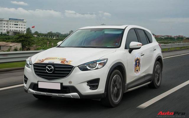 10 xe bán chạy nhất tháng 10/2017: Bứt phá của Mazda CX-5