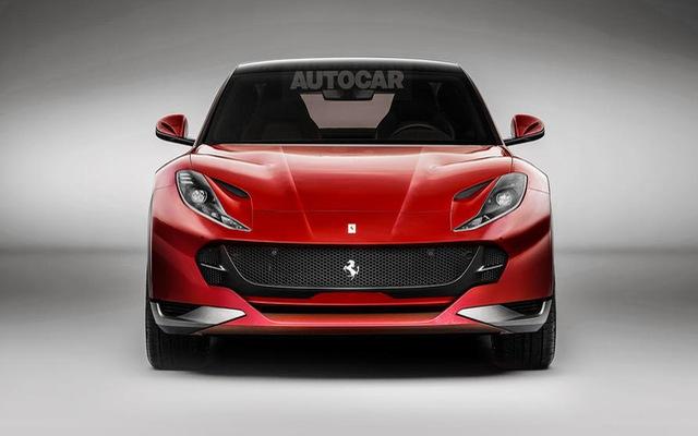 Cuối cùng thì hãng Ferrari cũng xác nhận sẽ sản xuất xe SUV
