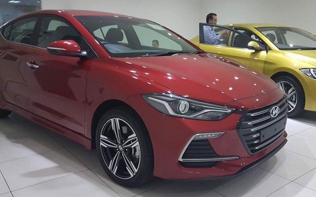 """Hyundai Elantra Sport 2017 """"rục rịch"""" ra mắt Đông Nam Á"""