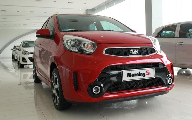 Đấu Hyundai Grand i10, Kia Morning hạ giá rẻ nhất phân khúc xe nhỏ tại Việt Nam