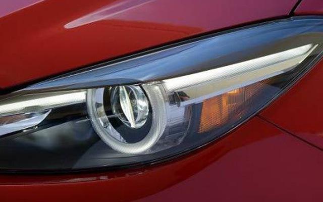 Cách tắt đèn daylight trên Mazda3 không phải ai cũng biết