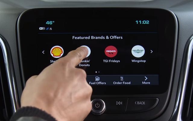 """Ứng dụng mua hàng trên xe GM là """"ý tưởng tồi tệ"""""""