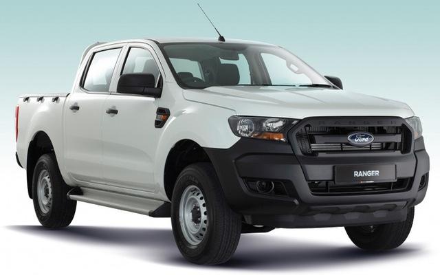 Xe bán tải Ford Ranger có thêm bản trang bị mới với giá cạnh tranh