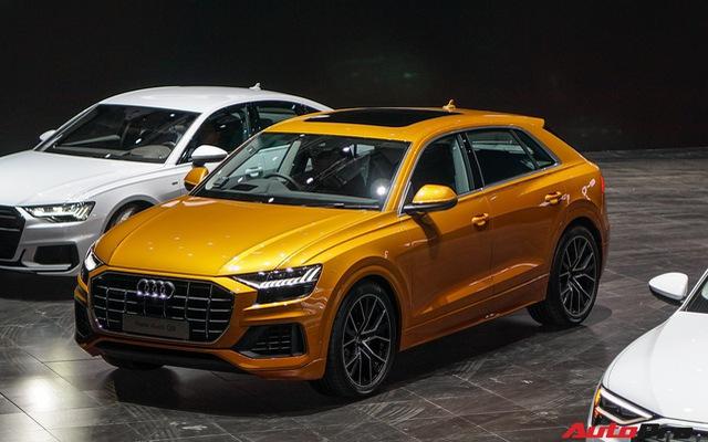 Xem trước Audi Q8 sẽ ra mắt Việt Nam ngay cuối tháng này