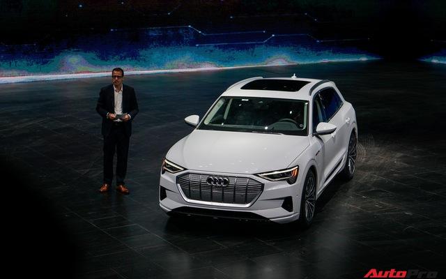 Audi không khai phá SUV điện nhưng quyết dẫn đầu với Elaine