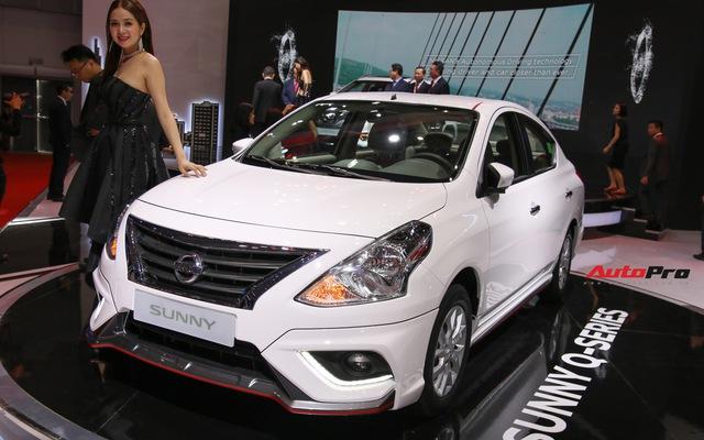 đa Co Gia Nissan Sunny 2018 Cạnh Tranh Toyota Vios Tại Việt Nam