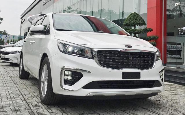 Kia Sedona mới chốt lịch ra mắt tại Việt Nam, đại lý báo giá cao nhất gần 1,43 tỷ đồng