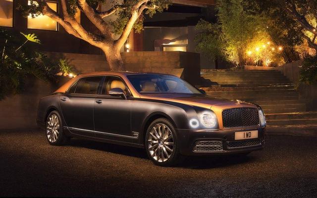 Bentley tích hợp Wi-Fi siêu nhanh lên mọi mẫu xe ngay từ năm sau