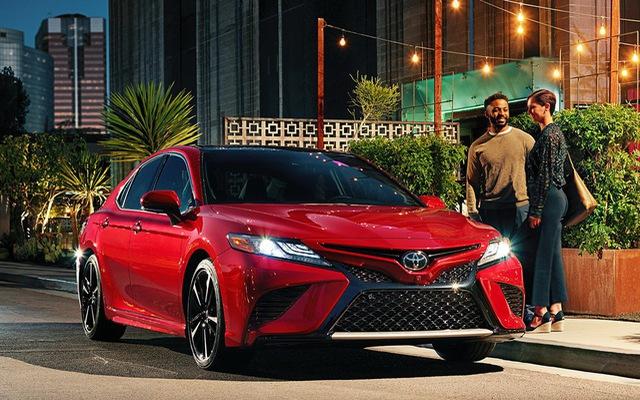 [Quiz] Trả lời những câu hỏi sau để xem bạn biết gì về Toyota Camry 2018 mới về Việt Nam