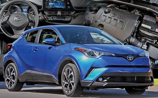 Vì sao Toyota C-HR chưa thể thành công tại Bắc Mỹ?